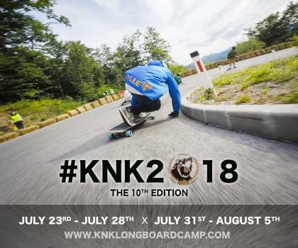 KnK Longboard Camp 2018