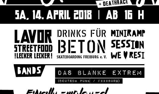 ABGESAGT-Layback Skate Yard Opening Party
