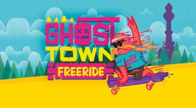Ghosttown Freeride 2019